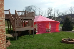 pink tent pic 2