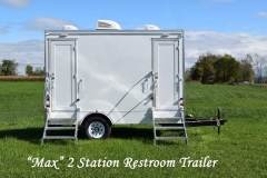 Z NEW 12' white trailer 2