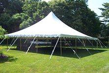 30'x30′ Pole Tent